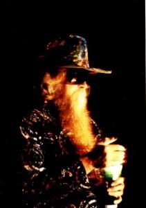 Daniel Buckley, early 1990s