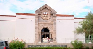 Arizona Historical Society Tucson branch / Photo by Daniel Buckley