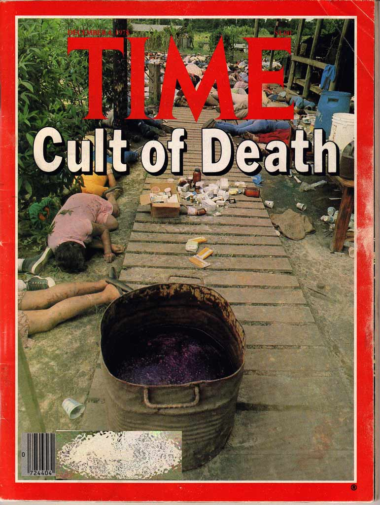 jones town massacre Thirty years later, surviving members of the jonestown massacre recall the murder and suicide ritual in the jungle of guyana.