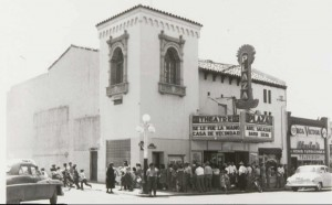 Tucson's Cine Plaza Theater