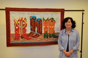 Arizona Quilt Centennial Project, Georgia Heller