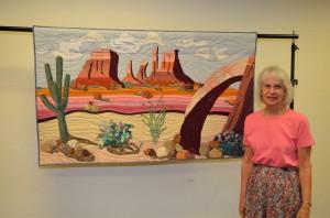 Arizona Quilt Centennial Project, Sheila Groman