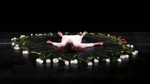 "Joanna Frueh in ""Goddess of Roses"""