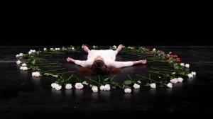 """Joanna Frueh in """"Goddess of Roses"""""""