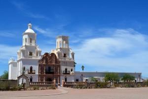 San Xavier Mission 2011
