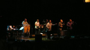 Spanish Harlem Orchestra at the HP Pavilion/Photo by Daniel Buckley