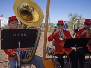 Old Arizona Brass Band