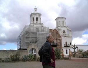 Lalo Guerrero at San Xavier