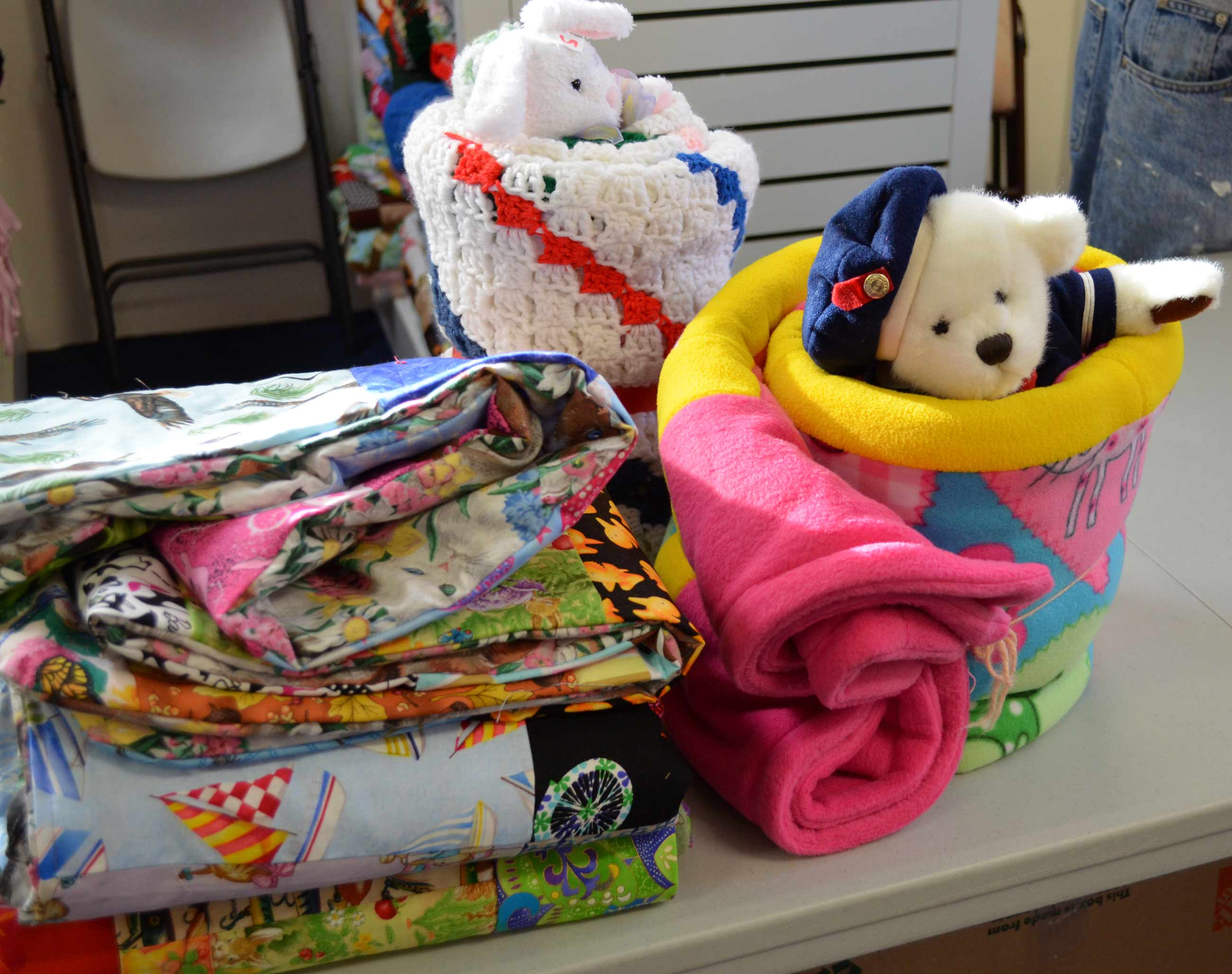 Toys For The Homeless : Quilters as community daniel buckley arts