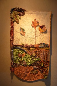 Quilt by Alicia Sterna: Season's End