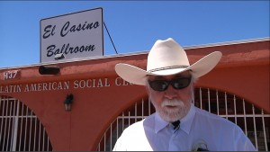 """Tucson's Heart and Soul, El Casino Ballroom"" documentary producer Daniel Buckley"
