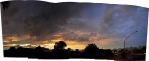 Sunset 07/15/12