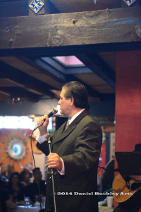 Tejano giant Adalberto Gallegos