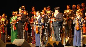 Mariachi Los Changuitos Feos 50th anniversary concert