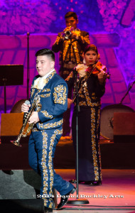 America's first youth mariachi, Los Changuitos Feos, 2014 edition