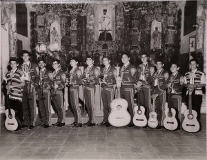 Mariachi Los Changuitos Feos – America's first youth mariachi.