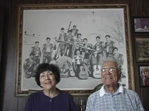 Emma and Leo Carrillo in 2004