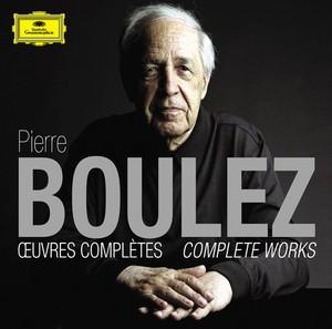 Boulez complete