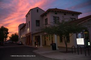Maynard's at Sunset