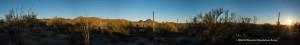 McCain Loop Road west of Tucson