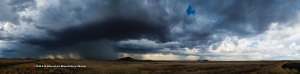 West of Datil, NM, July 2014