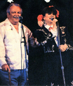 Gilbert and Linda Ronstadt