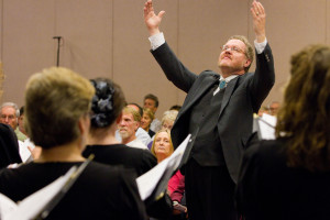 Jeffry Jahn, photo courtesy Arizona Repertory Singers.