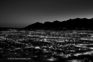 Tucson pre-dawn
