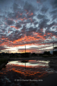 Sunset-reflection_DSC3294-sw-dba