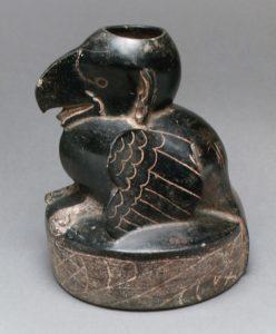 Bird Vessel - Olmec , Mexico, Mesoamerica 12th-9th century B.C.